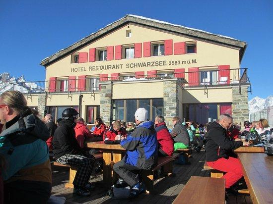 Hotel Restaurant Schwarzsee: Hotel