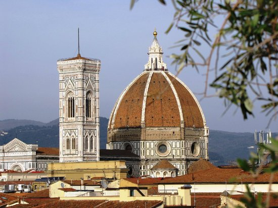 Antica Torre di Via Tornabuoni : Views from the roof top