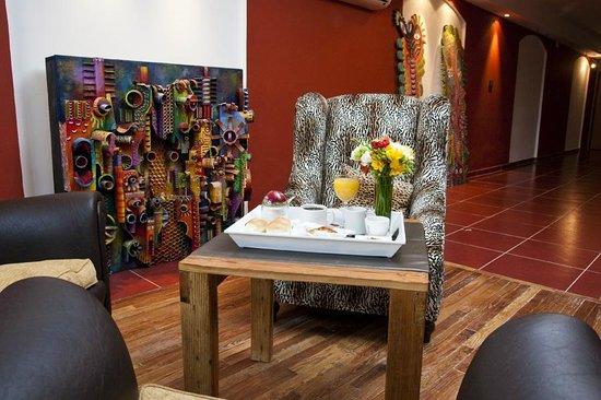 Hotel Boutique Raco de Buenos Aires: Breakfastroom
