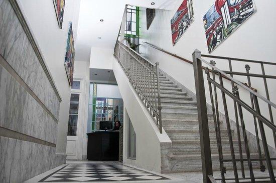 Hotel Boutique Raco de Buenos Aires: Doorway