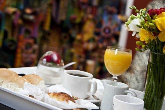 Hotel Boutique Raco de Buenos Aires: Breakfast Room