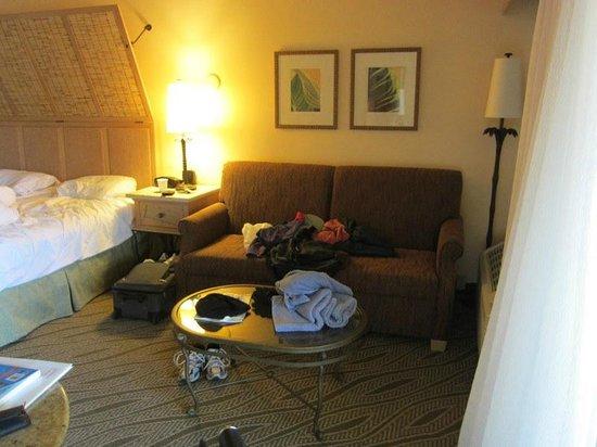 Hampton Inn Key Largo : room