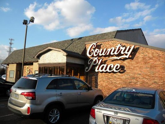 Country Place Restaurant: outside