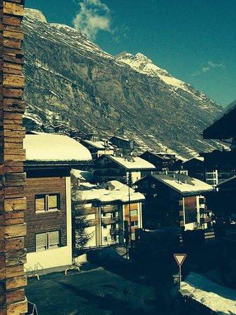 Hotel Firefly: balcony view