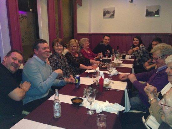 Sylhety Balti: Happy customers