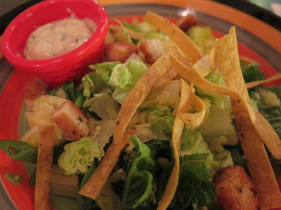 Frontera Sol of Mexico : Salad