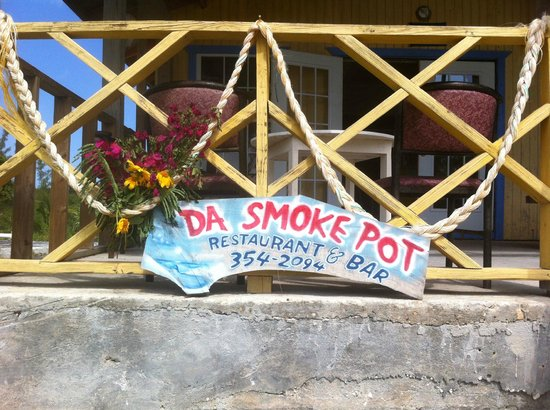 Da Smoke Pot : :The Restaurant :-)