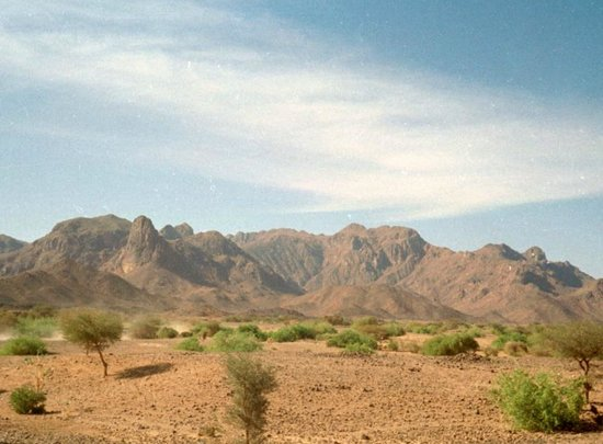 Níger: Les Monts Bazgan