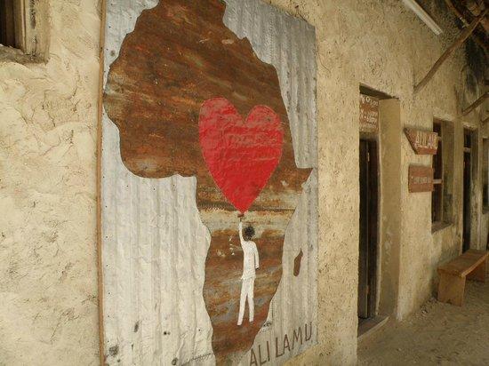 Fatuma's Tower: Alilamu Gallery