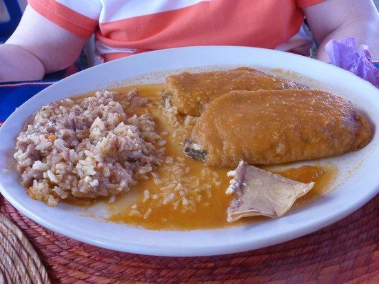 Orlando's Restaurante: Chili Rellenos