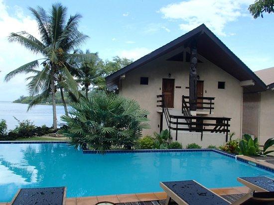 Fatumaru Lodge: le lodge