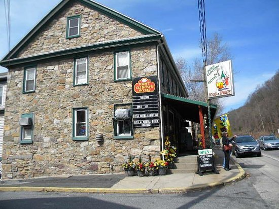 Best Cheesesteaks Review Of Port Clinton Hotel Restaurant Port