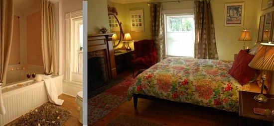 Prospect Hill Bed & Breakfast Inn : Room 4 , Hideaway