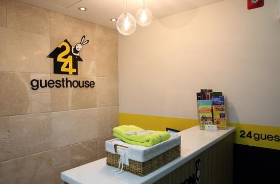 24guesthouse Myeongdong Center