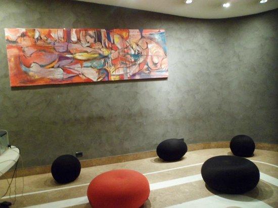 Hotel Ripa Roma: Lobby