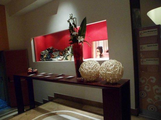 Hotel Ripa Roma: Frontdesk