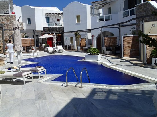 La Mer Deluxe Hotel, Spa Resort & Conference Center : pool