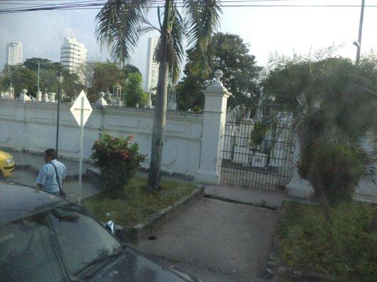Decameron Cartagena: ciudad