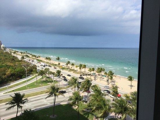 Sonesta Fort Lauderdale Beach: From from room!!