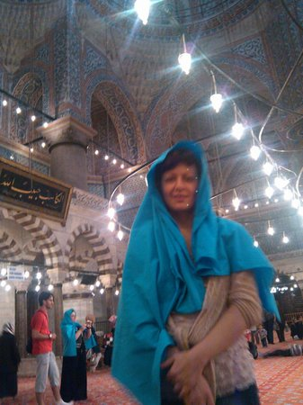 Mezquita Azul: Голубая мечеть