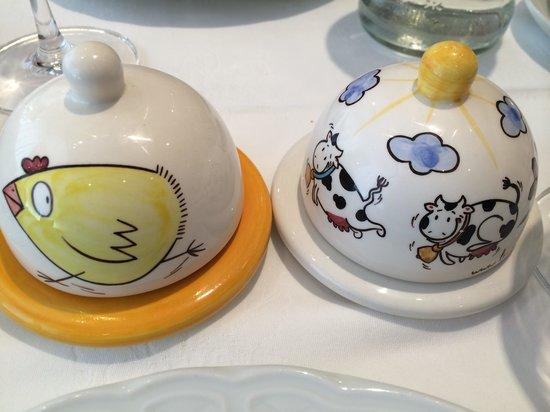 Tia Alice Restaurante : Manteigueiras