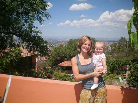 Casa Cordelli Villas: Desde la terraza