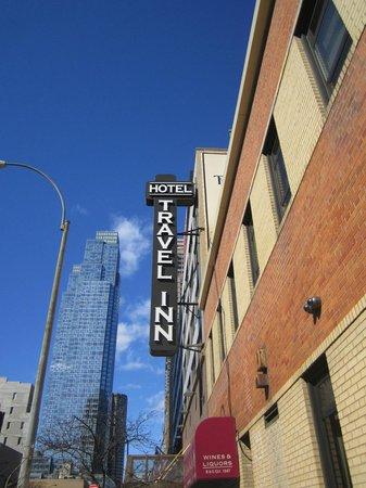 Travel Inn Hotel New York: Hotel muy bien ubicado