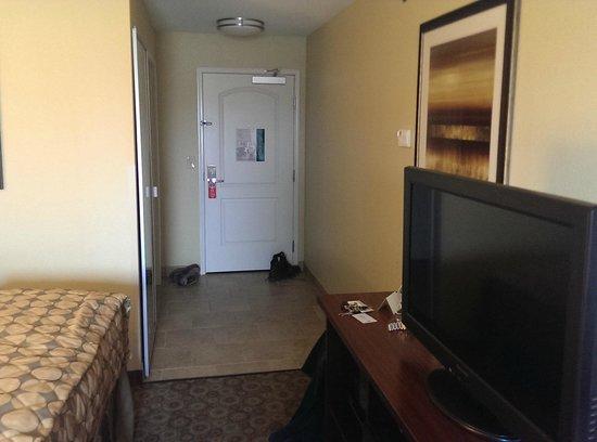 La Quinta Inn & Suites Dickinson: Hallway