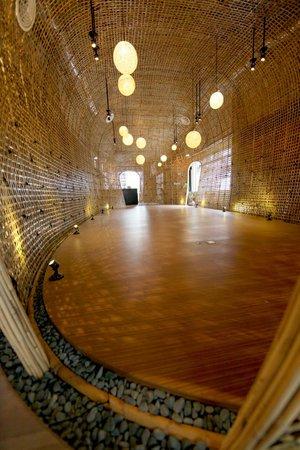 樹火紀念紙博物館: 竹院子 Bamboo House