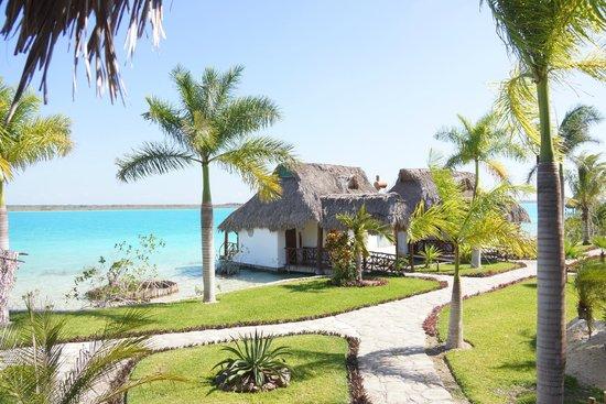 Habitaciones 6 y 7 las mejores picture of centro for Villas wayak bacalar