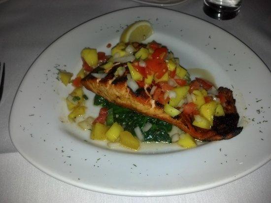 Stevens': Leslie's Salmon, Stevens