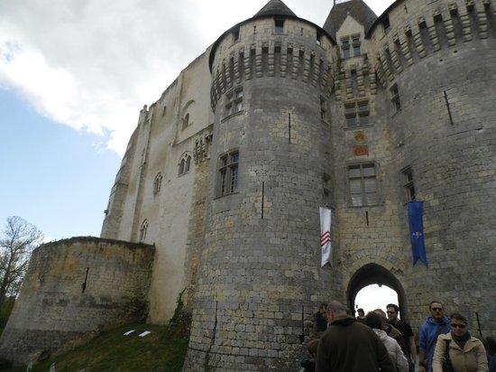 Nogent-le-Rotrou, France : Château de Nogent le Rotrou - Percheval 2013
