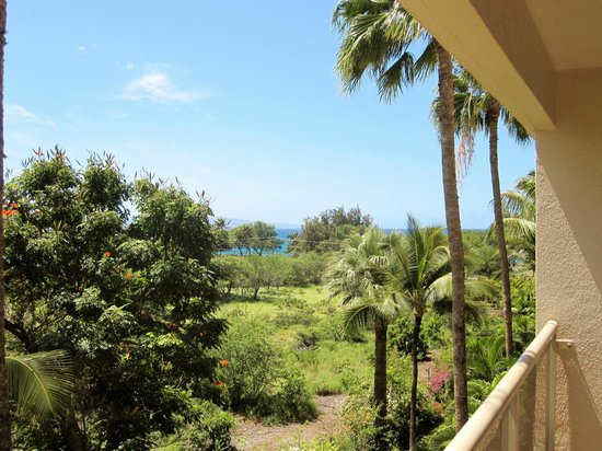 "Aston at the Maui Banyan: ""full ocean view"""