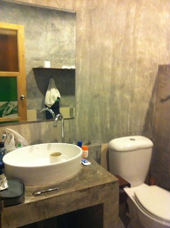 The Picturebook Guesthouse: Very comfortable bathroom