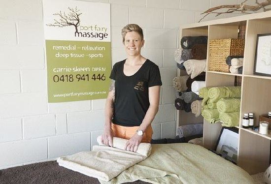 ‪Port Fairy Massage‬