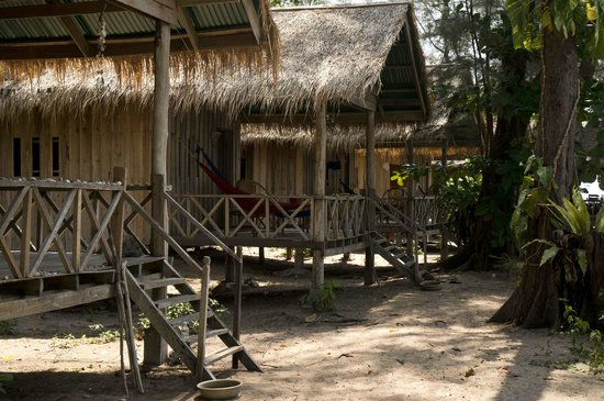 Koh Thmei Resort: Bungalows