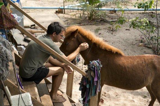 Koh Thmei Resort: Michael and Pony