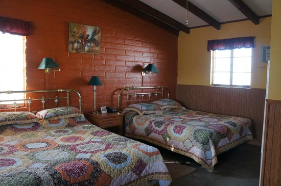Trail Rider's Inn Motel: Standard 2 Bed