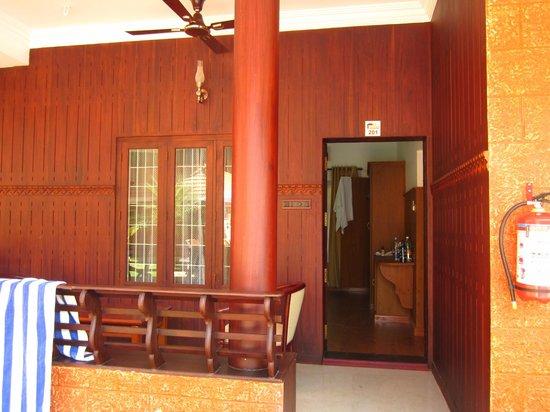 Anamika Ayurvedic Heritage: Room