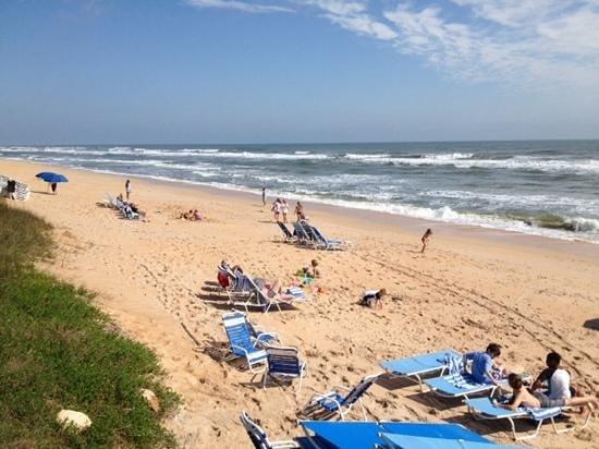 Hammock Beach Resort: beach