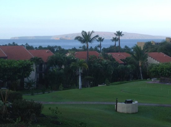 Aston Maui Hill: view from room