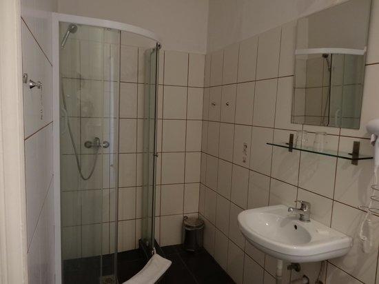 Centrooms House: bathroom
