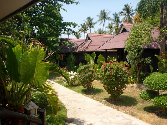 Lanta Castaway Beach Resort: Bungalows