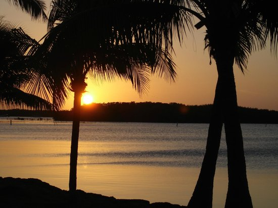 Atlantic Bay Resort: March Sunset