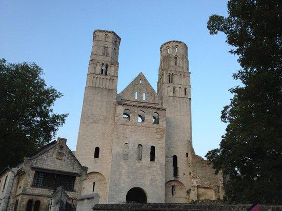 Abbaye de Jumieges: Notre Dame