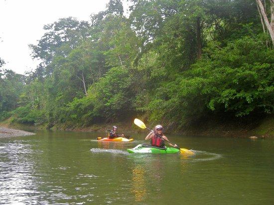 Adventures Panama: Javier & Daniela showing us how it's done!