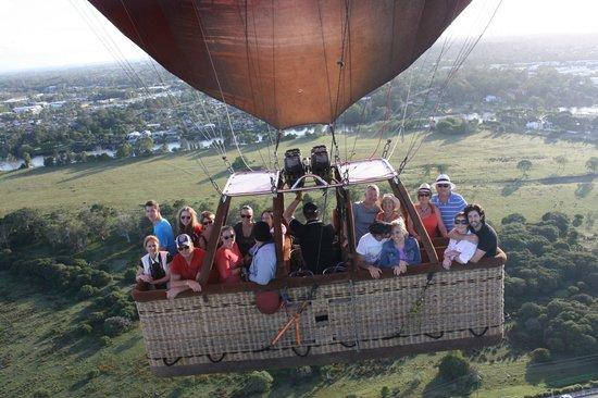 Balloon Aloft Gold Coast: one off the bucket list