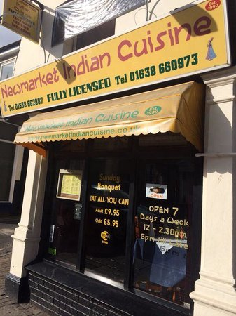 Newmarket Indian Cuisine