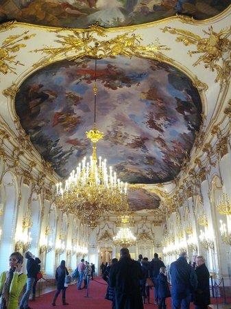 Schloss Schönbrunn: Внутри дворца