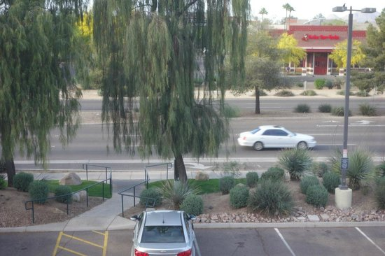 Extended Stay America - Phoenix - Peoria: North view: Bell Road